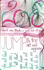 Random sketches with quotes, hand drawn and edited on photoshop.